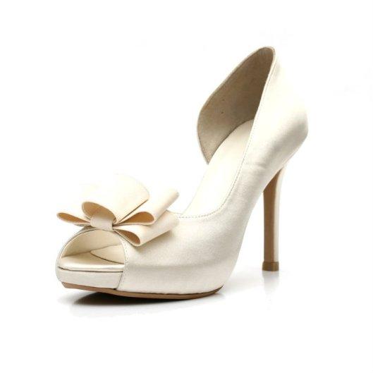Three Inch Wedding Shoes