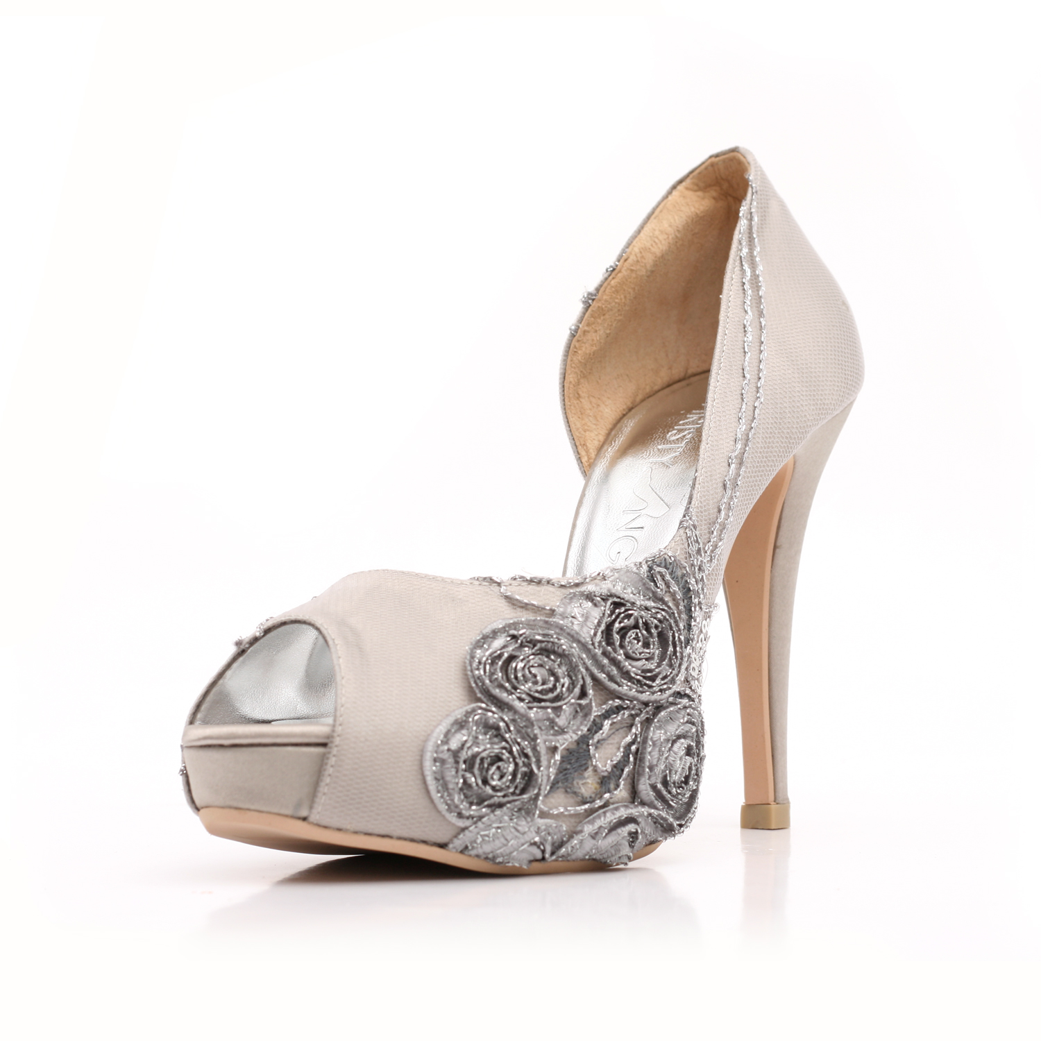 silver wedding shoes | Wedding Shoes in Malaysia