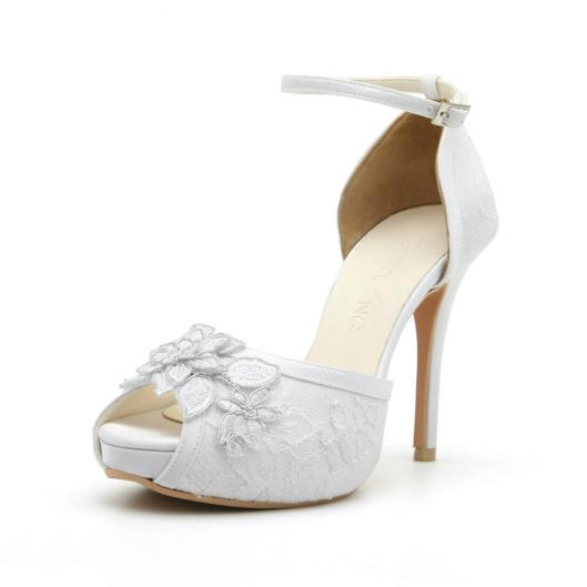 Eve Beaded Wedding Shoes Version 2